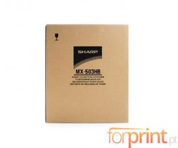 Caja de residuos Original Sharp MX503HB ~ 80.000 Paginas