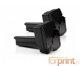 2 Cartuchos de Toner Compatibles, Toshiba T 1600 E Negro ~ 5.000 Paginas