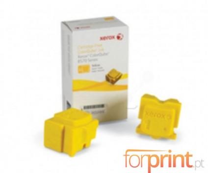 2 Cartuchos de Toneres Originales, Xerox 108R00933 Amarillo ~ 4.400 Paginas