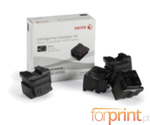 4 Cartuchos de Toneres Originales, Xerox 108R00935 Negro ~ 8.600 Paginas